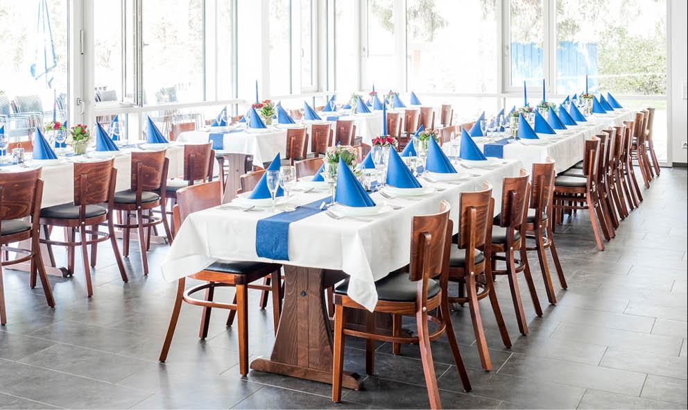 Firmenfeier Gaststätte Talaue in Birkmannsweiler